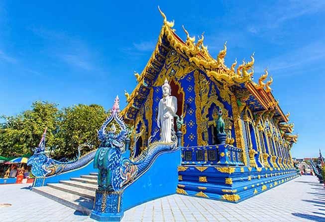 藍廟必去景點