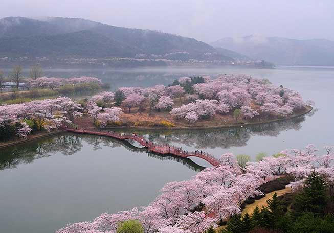 韓國慶州普門湖必去景點