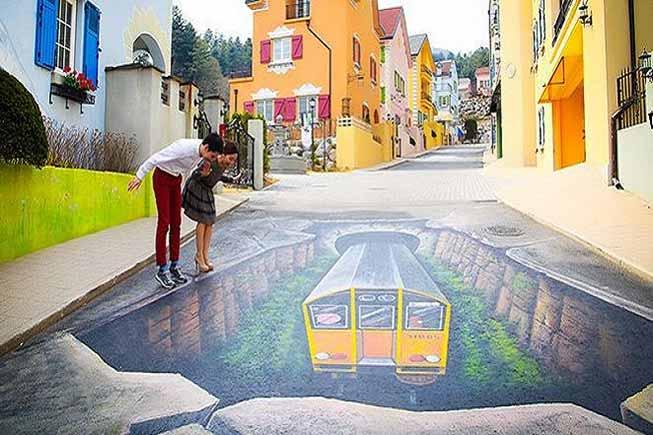 韓國瑞士村(Edelweiss Swiss)必去景點