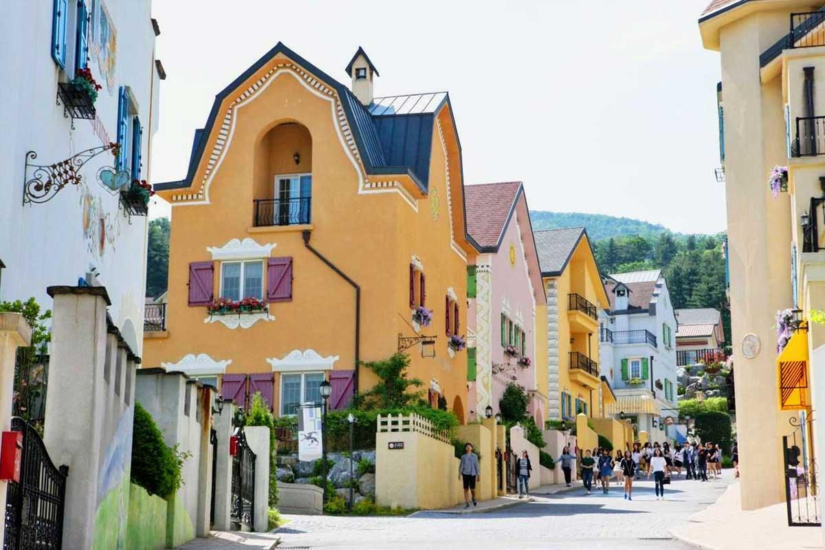 韓國瑞士村(Edelweiss Swiss)一日遊行程