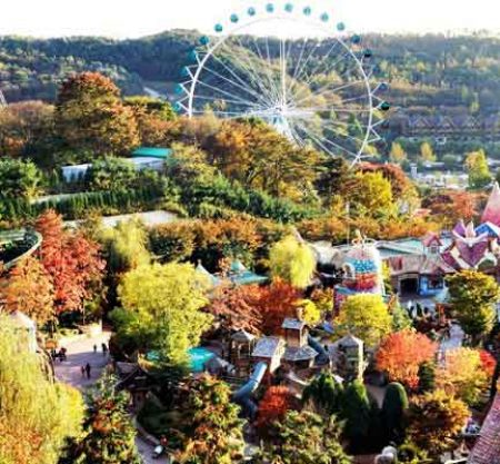 愛寶樂園Everland