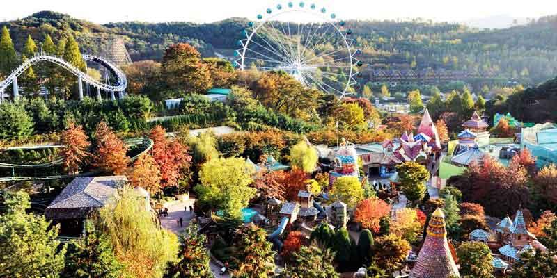 愛寶樂園Everland必去景點