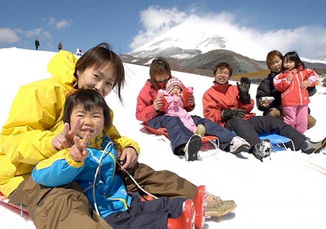 富士山Grinpa雪上樂園必去景點