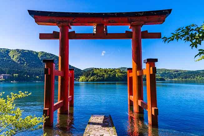 箱根神社必去景點