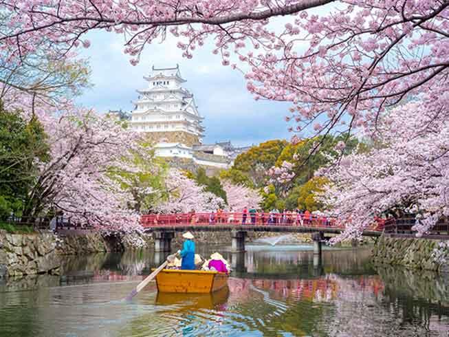 大阪姬路城必去景點