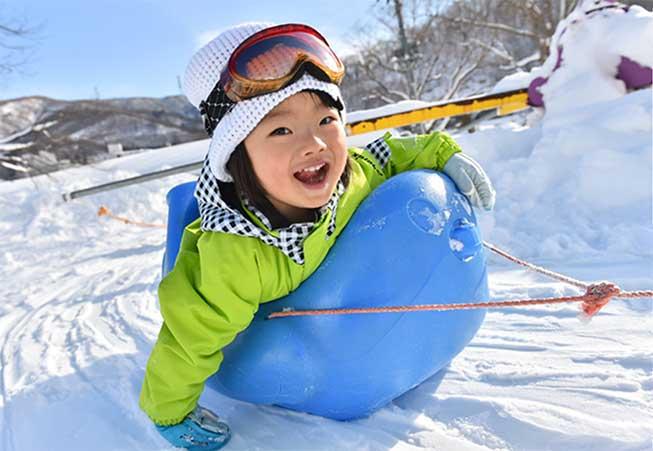 苗場滑雪場必去景點