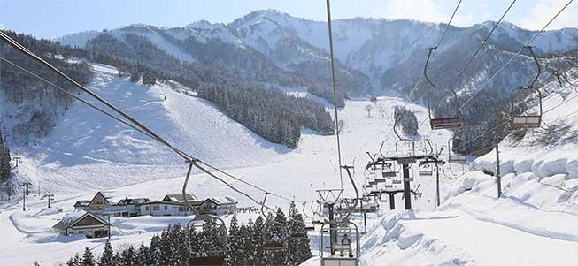 神立高原滑雪場必去景點