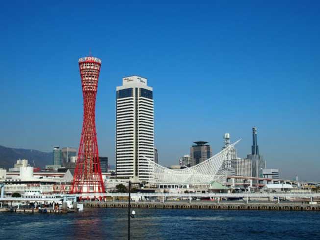 神戶臨海樂園必去景點