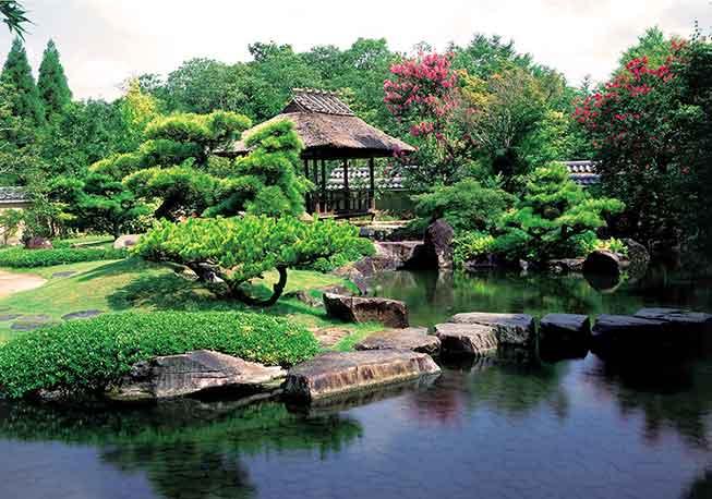大阪好古園必去景點