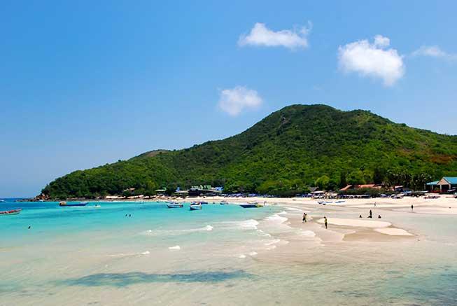 芭堤雅珊瑚島快艇浮潛一日遊必去景點