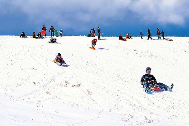 韓國大型雪兜場必去景點