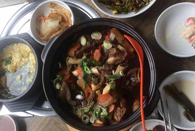 韓國地道美食必去景點