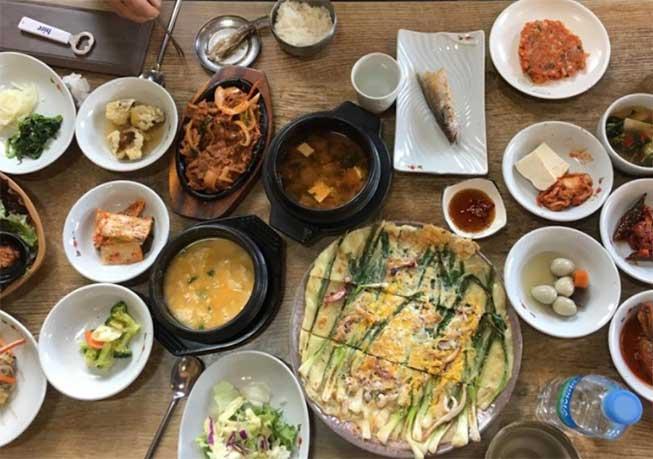 韓式午膳必去景點