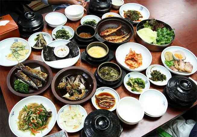 韓國傳統石頭韓定食必去景點