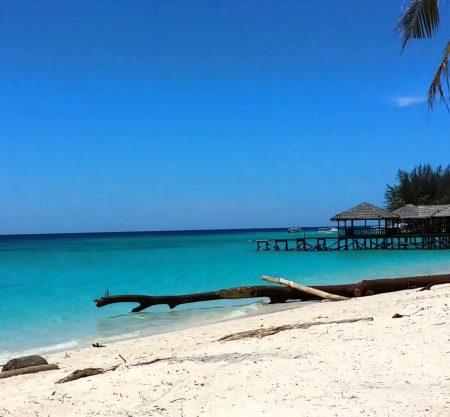 美人魚島潛水一日遊行程