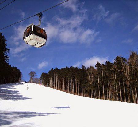 Mt.Jeans那須高原滑雪場一日遊行程