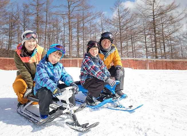 Mt.Jeans那須高原滑雪場必去景點
