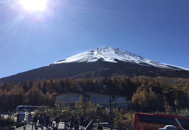 富士山五合目必去景點