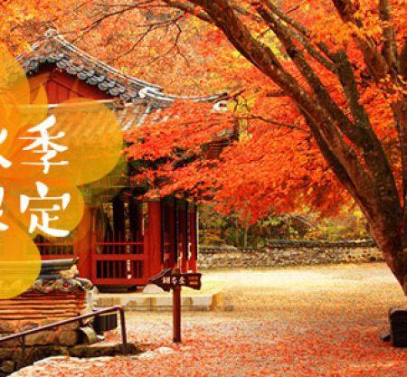 內藏山紅葉一日遊行程