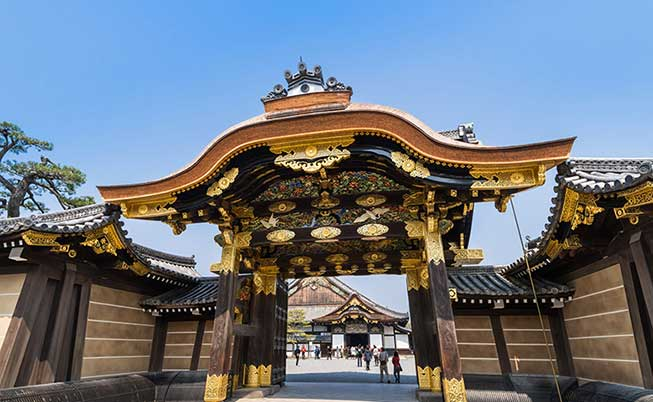 京都元離宮二條城必去景點