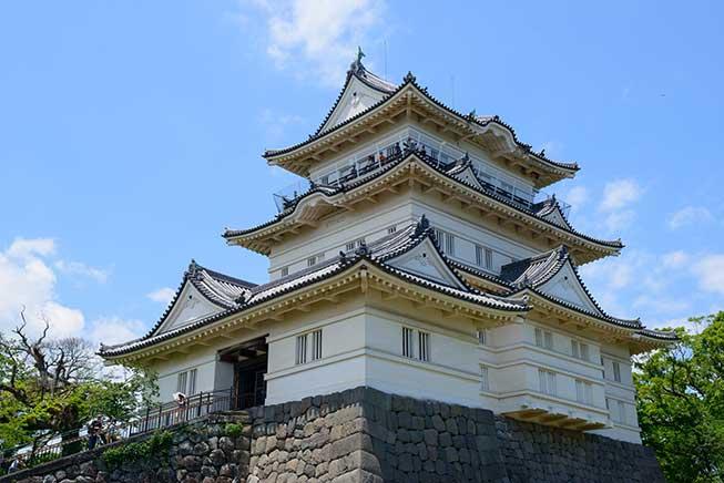 小田原城址公園必去景點