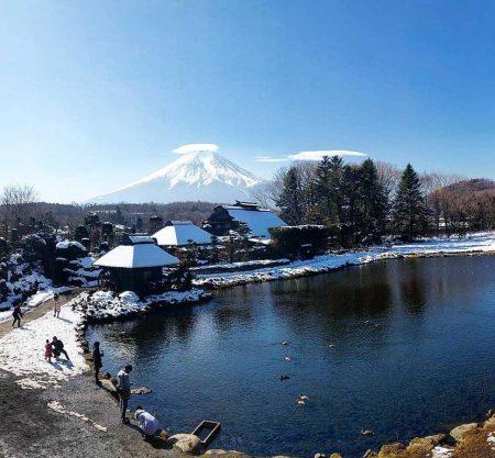 富士山忍野八海一日遊行程