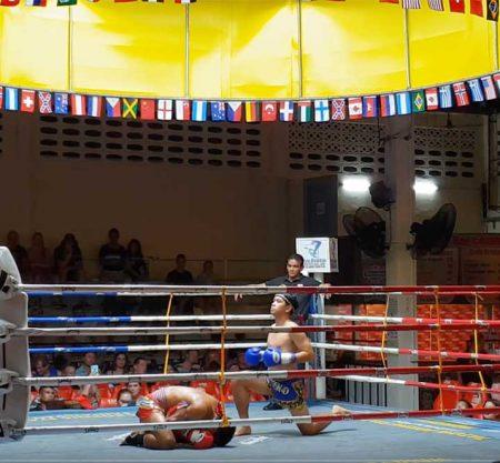 布吉Patong Boxing Stadium泰拳比賽一日遊行程