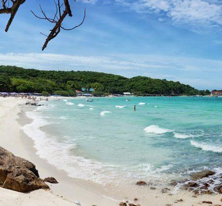 芭堤雅珊瑚島一日遊行程