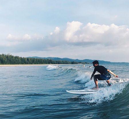 布吉Surfing滑浪體驗一日遊行程