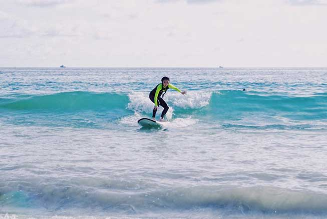 布吉Surfing滑浪體驗必去景點