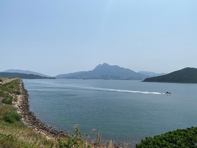船灣淡水湖水壩一日遊行程