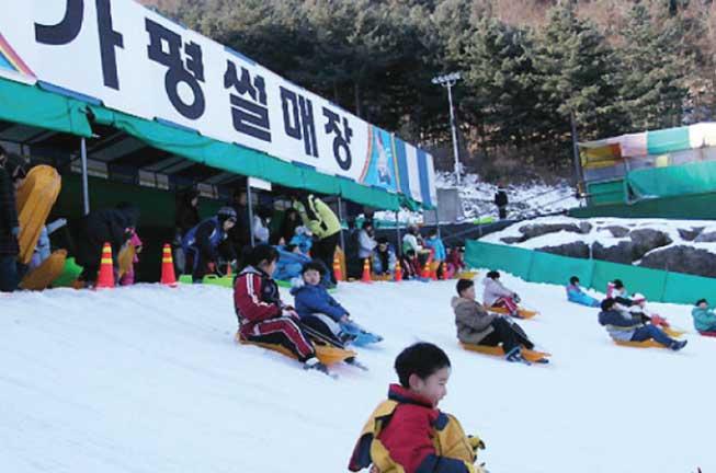 首爾大型雪兜場必去景點
