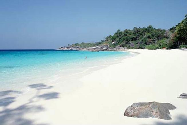 布吉斯米蘭群島Love Andaman快艇/遊艇浮潛一日遊必去景點