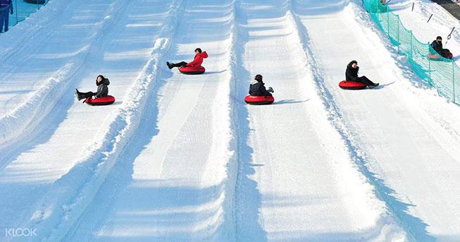 韓國洪川大明冰雪樂園必去景點