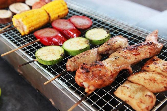 大尾篤BBQ燒烤自助午餐一日遊行程