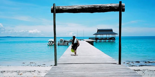 迪加島碼頭