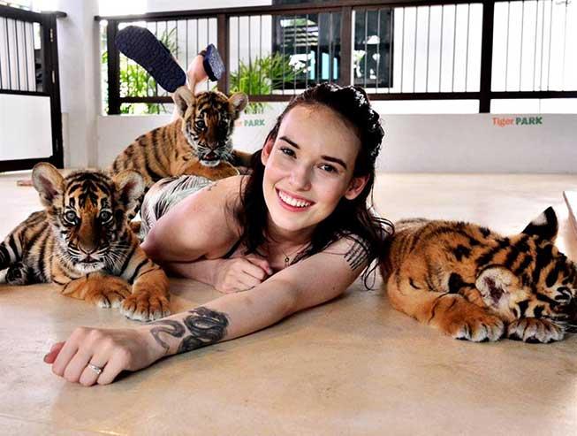Tiger Park Pattaya必去景點