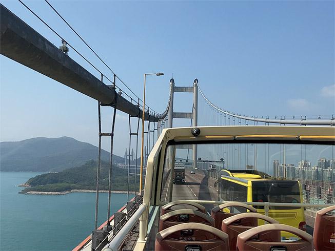 青馬大橋一日遊行程