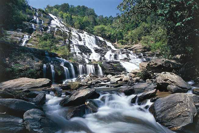 Wachirathan Falls 必去景點
