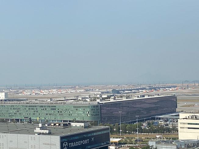 機場觀景山必去景點